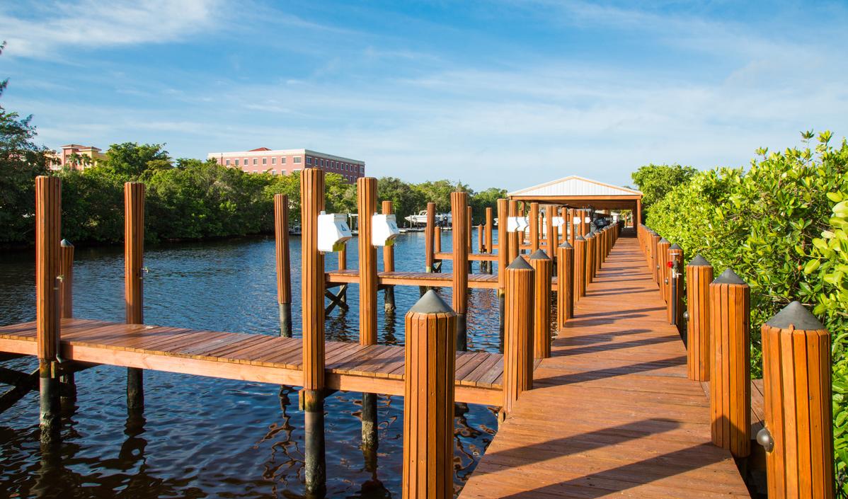 water-docks