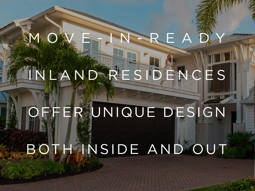 mANGROVE bAY MOVE IN READY RESIDENCES 8 AND 9